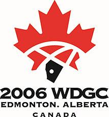 Photo: 2006 World Deaf Golf Championships Emblem