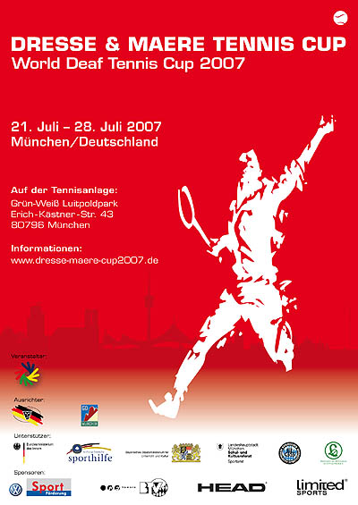 Photo: 2007 Dresse and Maere - Tennis Cup Poster