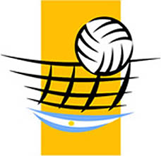 Photo: 2008 World Deaf Volleyball Championships Emblem