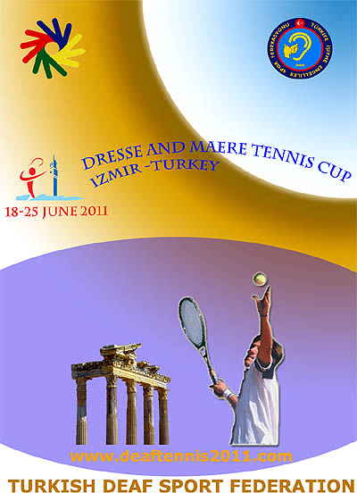 Photo: 2011 Dresse and Maere - Tennis Cup Poster