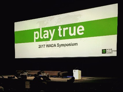 The 13th edition of WADA's Annual Symposium 2017
