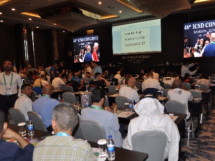 Samsun 2017 - ISCD Workshop in Sheraton Grand Samsun Hotel