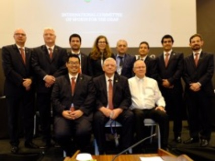46th ICSD Congress: Elected Board Members