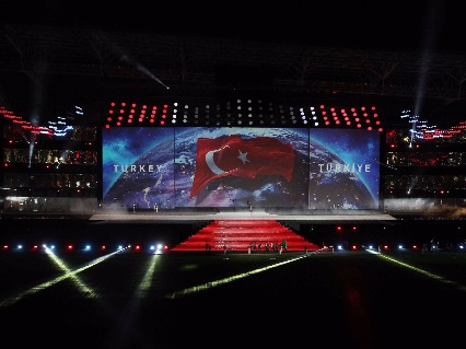 Samsun 2017 - Opening Ceremony