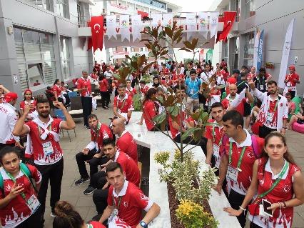 Samsun 2017 - Deaflympics